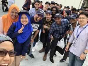 UCSI Student Visit